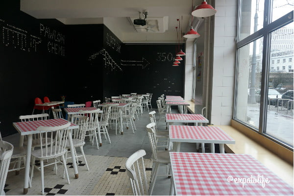 places to eat in warsaw Prasowy