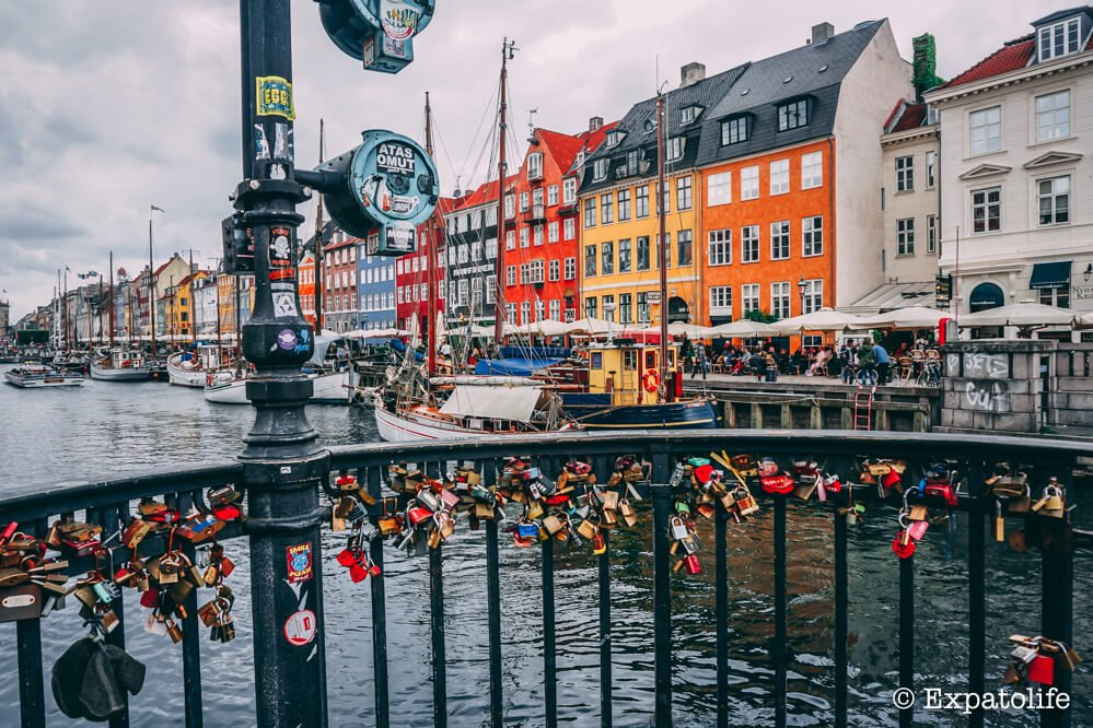 Beautiful Nyhavn in Denmark - Facts about Denmark