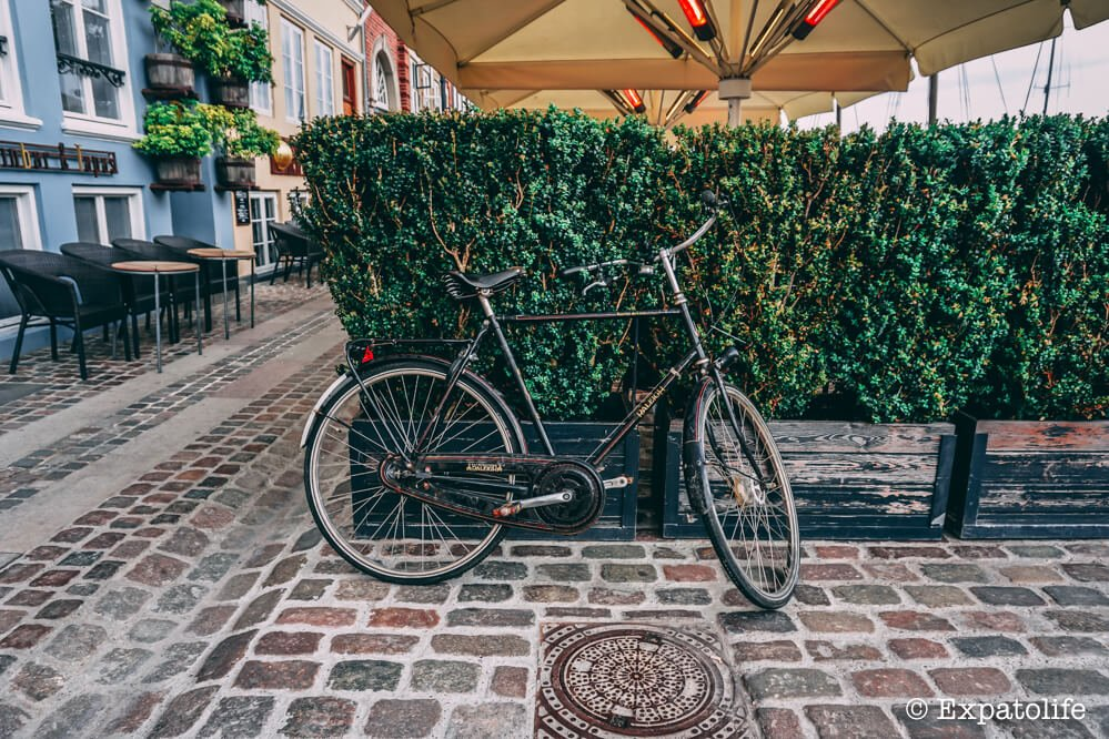 Facts about Denmark - Bicycles in Denmark