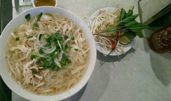 Vietnamese food in Montreal