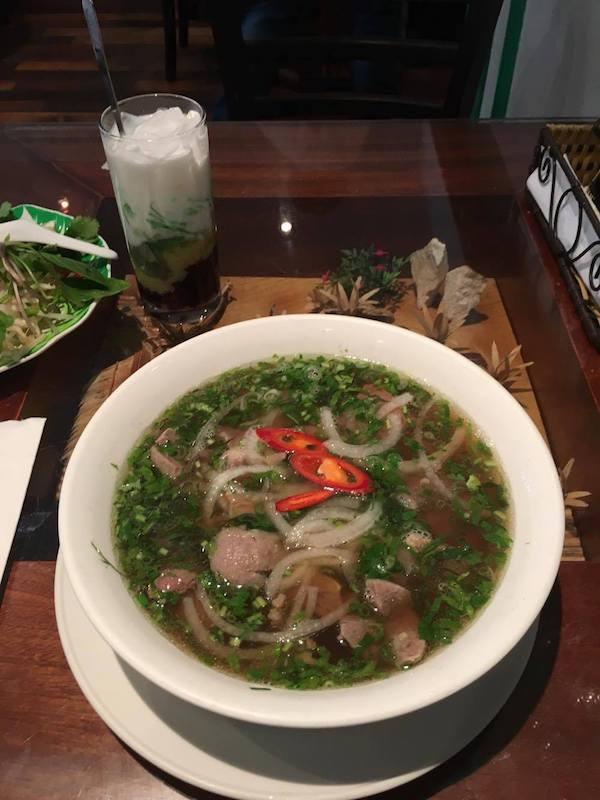 vietnamese food in london