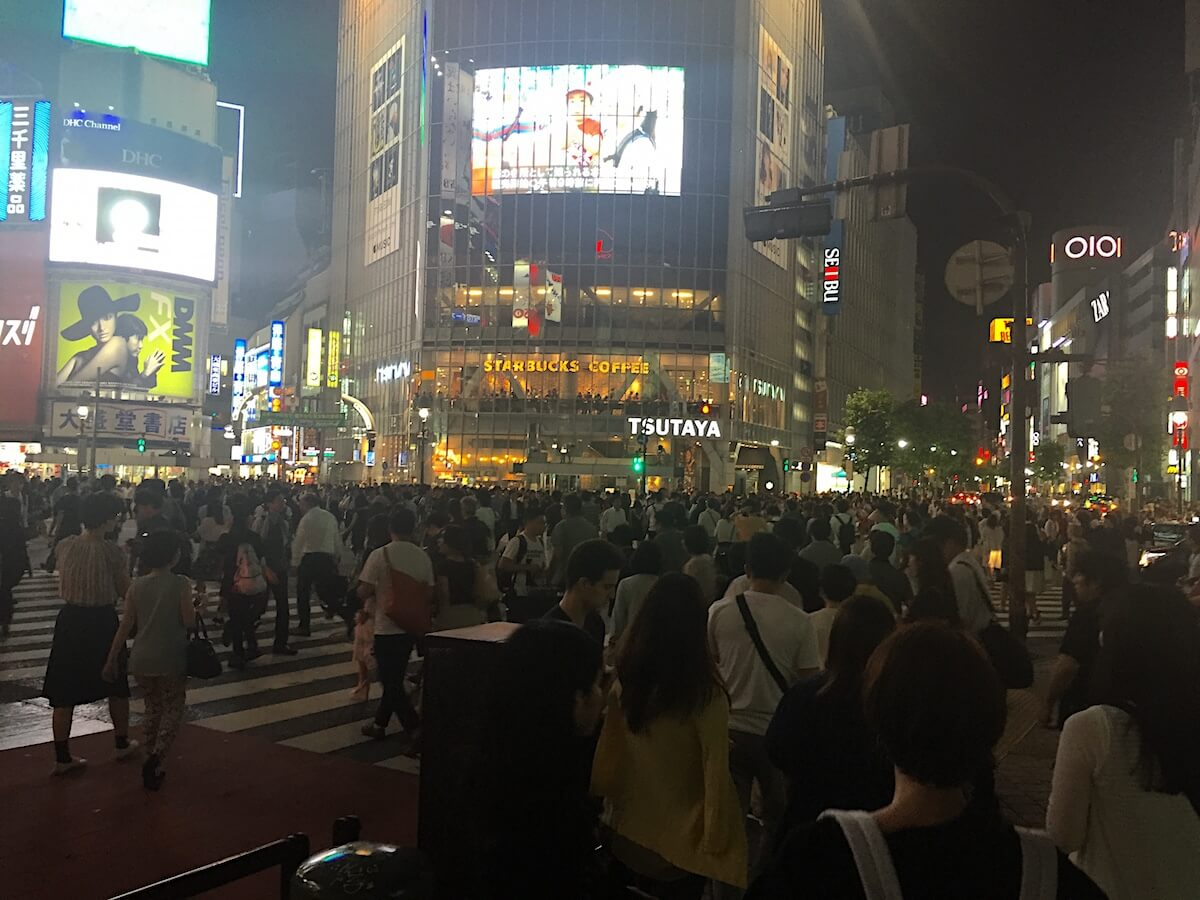 places to visit in Tokyo shibuya