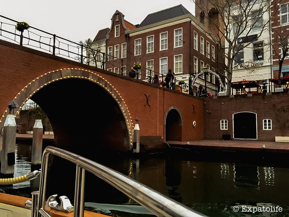 Canal Tour Huis Ten Bosch
