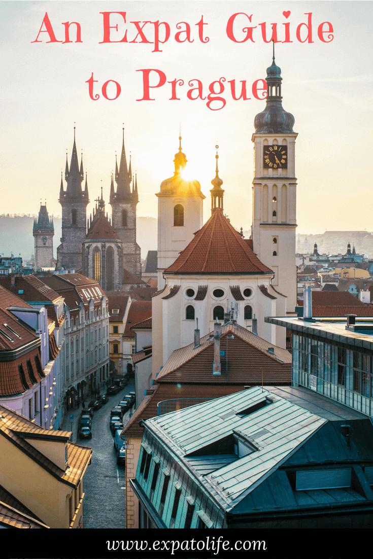 Discover what it's like to live in Prague as an expat. Cost of living, good and bad things about Prague, things to do in Prague and more! You'll definitely want to save this in your Expat Board to read later! #prague #expat #expatlife #livingabroad #praguetoday #travelprague #expatliving #expatblog #expatblogger