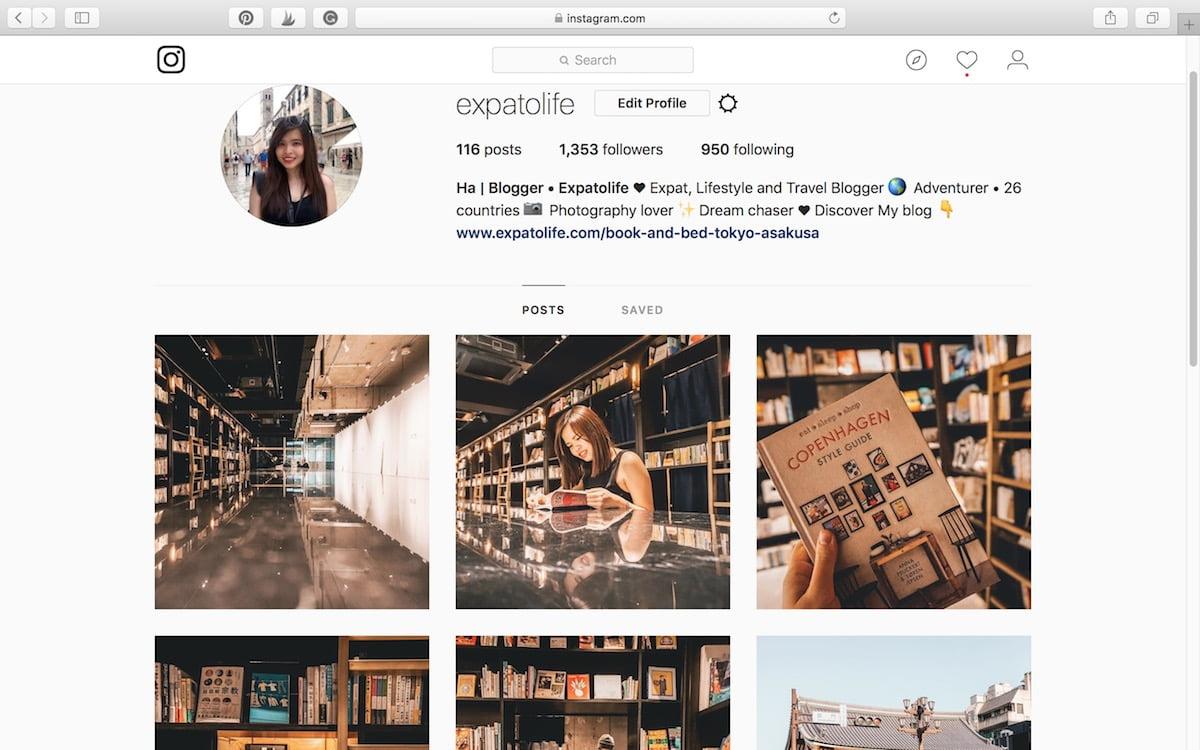 Instagram Expatolife