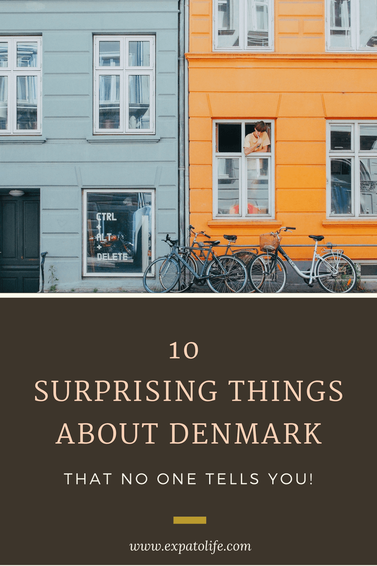 Discover 10 Interesting facts about Denmark that you should know! Read here fore Danish culture, Scandinavian culture, Danish lifestyle, Biking and Drinking in Denmark and more! You'll definitely want to save this to your Denmark board so you can read later! #denmark #denmarklife #danmark #dane #bicycle #Scandinavia #copenhagen #copenhagenlife #ExpatLife #livingabroad