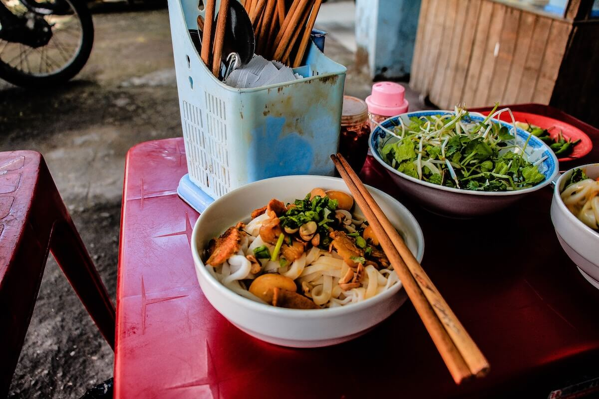 Bad things about Vietnam - Toxic street food