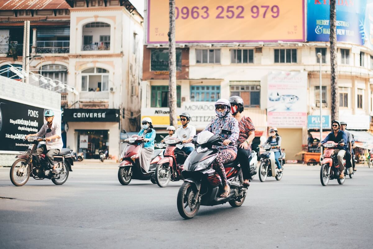 Bad things about Vietnam - Traffic accidents