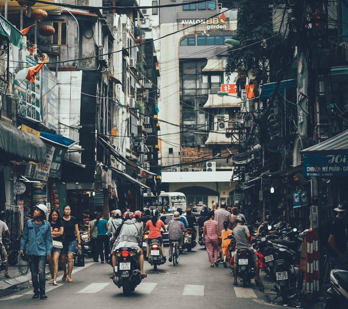 Bad things in Vietnam - Pickpocket
