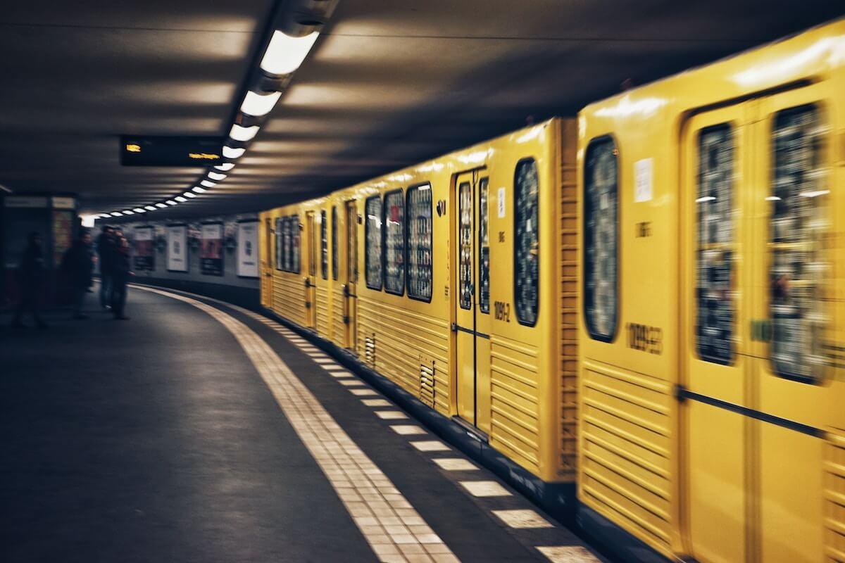 public transport in germany - german train
