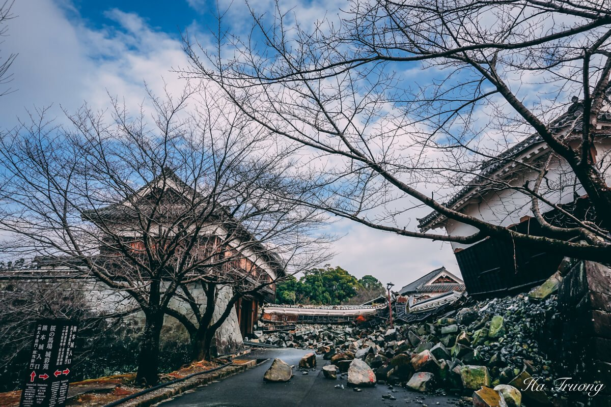 things to do in Kumamoto castle