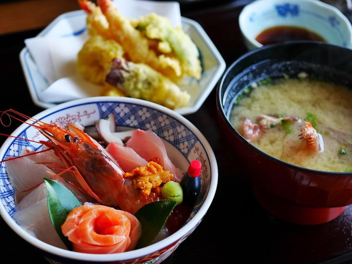 Japanese food miso