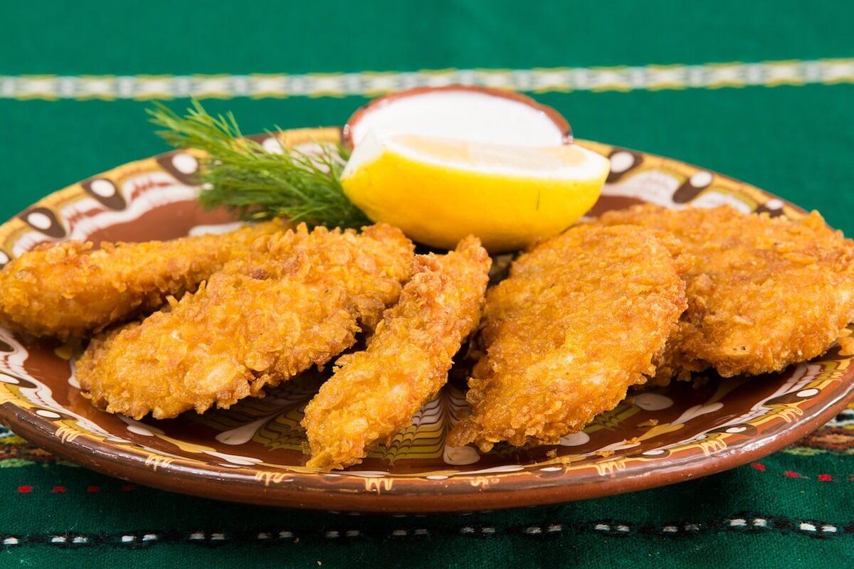Japanese food Fried chicken karaage