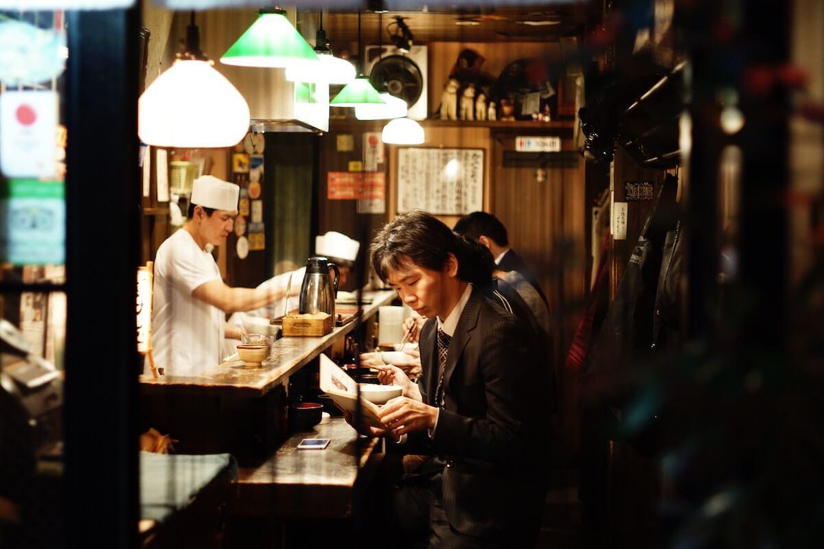 japanese food ramen restaurant