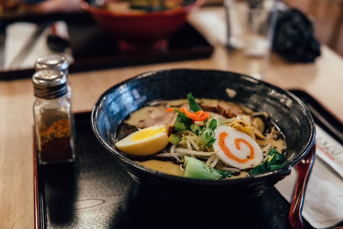 things to do in Fukuoka: Fukuoka ramen