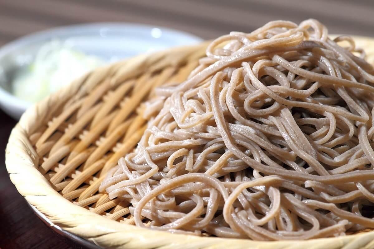 Japanese food Soba