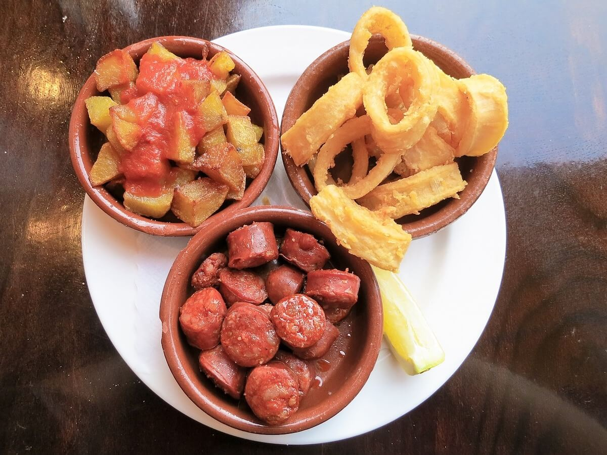 what to eat in seville